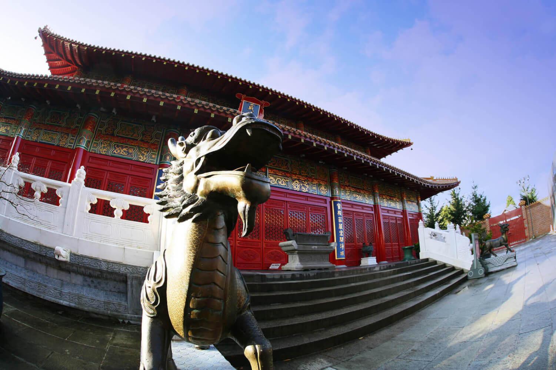 architecture international buddhist society 國際佛教觀音寺